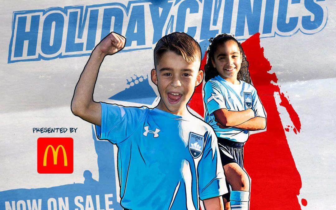 Sydney FC Autumn Holiday Clinics